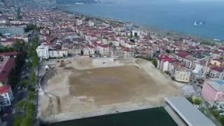 İşte Trabzonspor'un Eski Stadı Avni Aker'in Son Hali