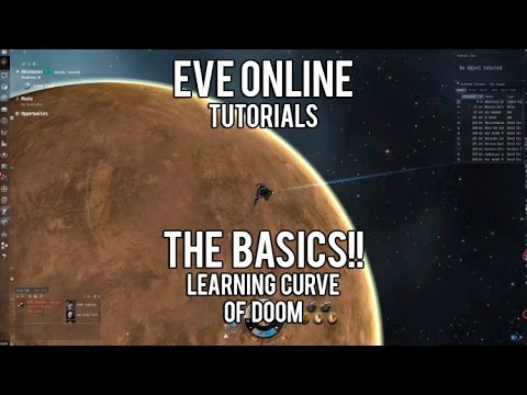 Eve Online: The Basics, Tutorial