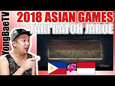 Tari Ratoh Jaroe FULL Video | Opening Ceremony Asian Games 2018 | YongBaeTV
