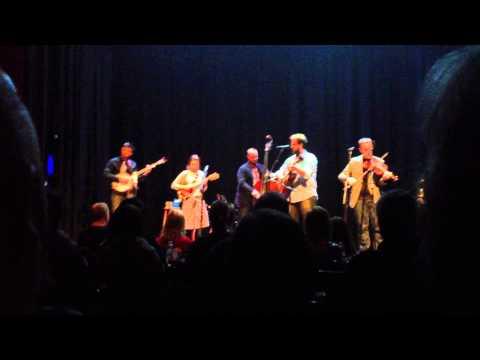Sierra Hull and Highway 111 Instrumental - Live