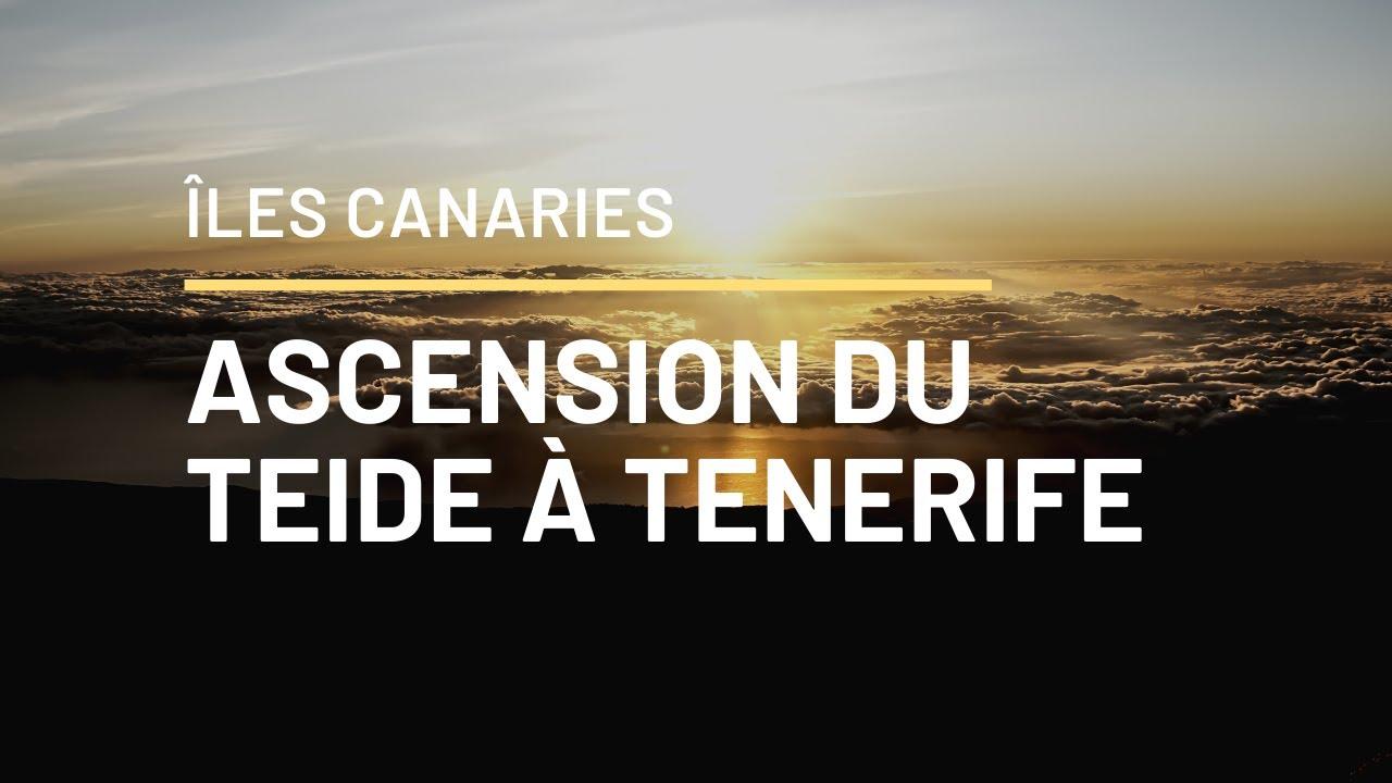 Défis Bonus - L'ascension du Teide