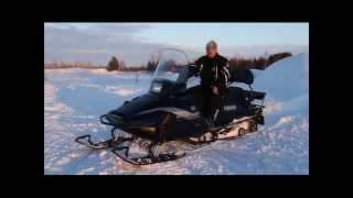 Снегоход Yamaha VK 540 (Viking). Квадроциклы и снегоходы. Выпуск 18(Смотрите в этом выпуске: Снегоход Yamaha VK 540 (Viking) Программа квадроциклы и снегоходы - первый и пока единственн..., 2015-03-30T17:55:10.000Z)