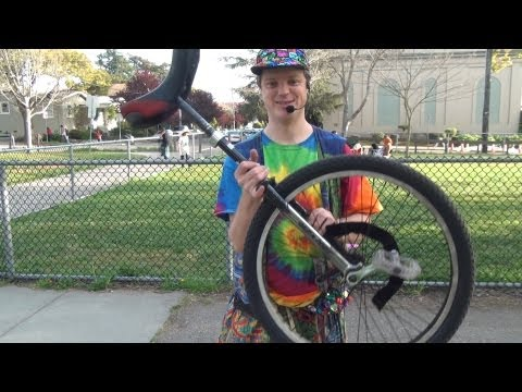 Tutorial: How to Unicycle