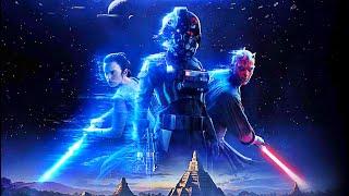 Элитный имперский отряд Инферно | игрофильм Star Wars: Battlefront II | фантастический игровой фильм