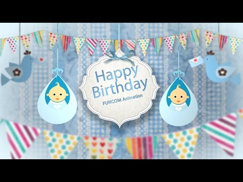 펀컴 포토앨범 5탄 - Happy Birthday Slideshow