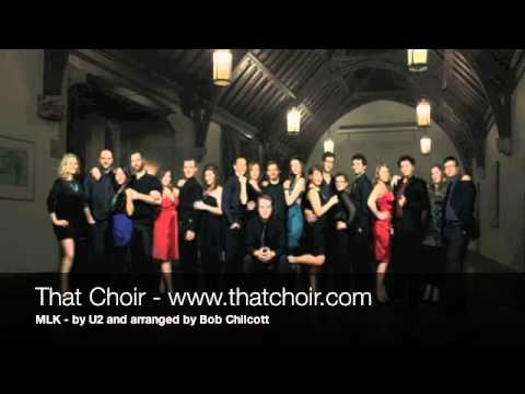 That Choir - MLK by U2  (2012)