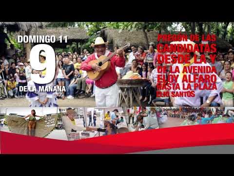 Festival Montuvio Chone 2018