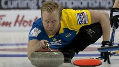 CURLING: NOR-SWE World Men's Chp 2015 - Final