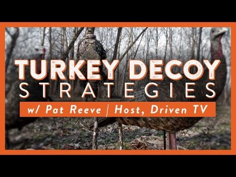Turkey Decoy Strategies - When To Use What Decoys