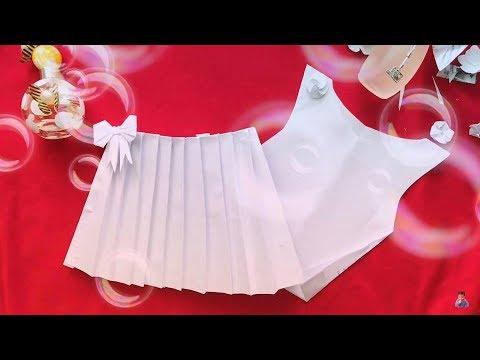 13. Cắt đầm giấy  đẹp- Hàng mã