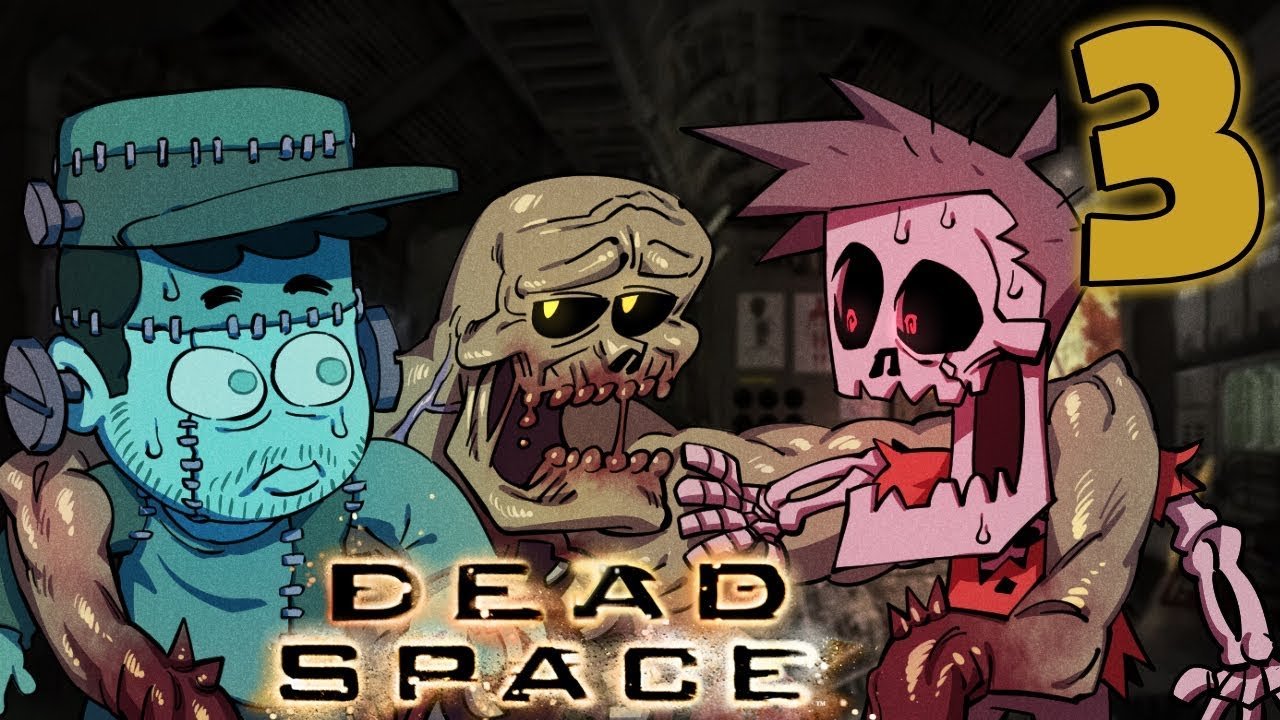 dead-space-ep-3-isaac-s-bad-day-spookymega