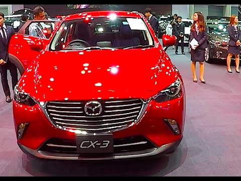 new mazda cx 3 2016 2017 red youtube. Black Bedroom Furniture Sets. Home Design Ideas