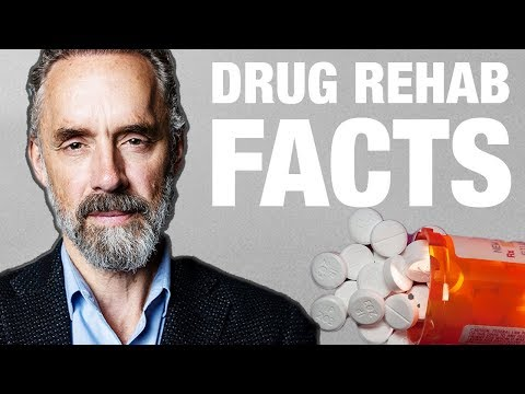 The FACTS on Jordan Peterson Checking into Rehab.