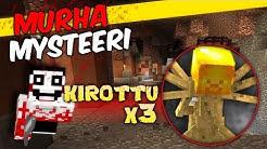 JALAT EI TOIMI! || Murder Mystery || Minecraft Minipelit