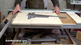 How To Make Plywood Boxes • 7 Of 64 • Woodworking Project For Kitchen Cabinets, Desks, Etc..