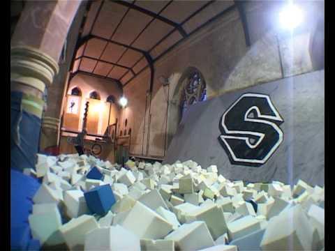 Skaterham Skatepark's New Foam Pit Promo