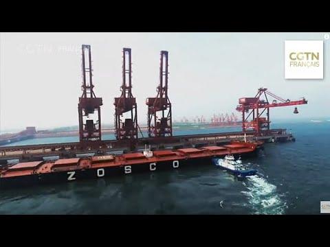 Panoramas 11/15/2019 Les mégaprojets de la Chine II Les port