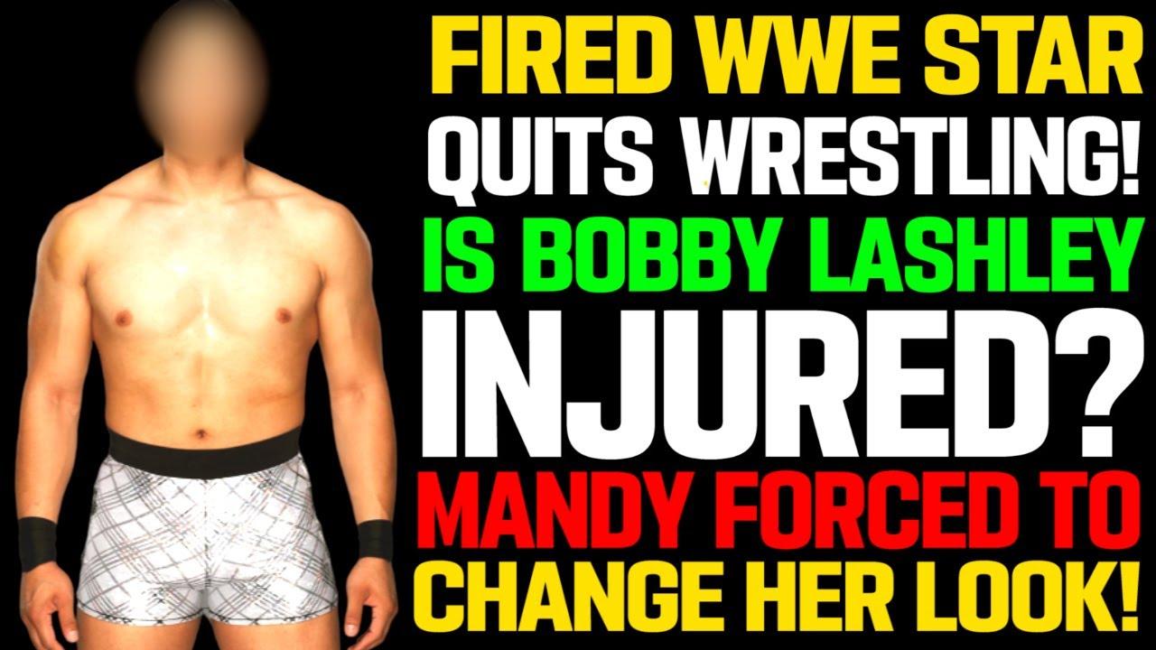 WWE News! WWE Wrestler Quits Wrestling! WWE Policy On Chris Benoit! Bobby Lashley Injured AEW News!