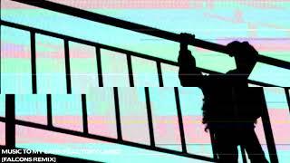 Keys N Krates - Music To My Ears (feat. Tory Lanez) [Falcons Remix] Dim Mak Records