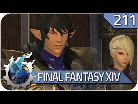 SIR AYMERIC! (or meeting every girl's FFXIV Husbando) - Final Fantasy XIV Online Let's Play 211