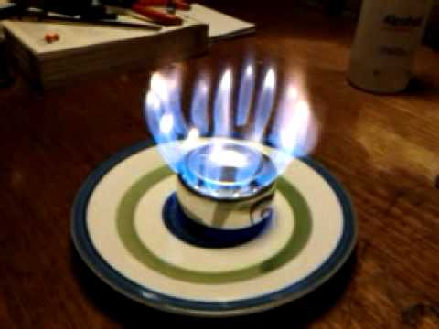 cocina a alcohol v1 0 alcohol stove youtube