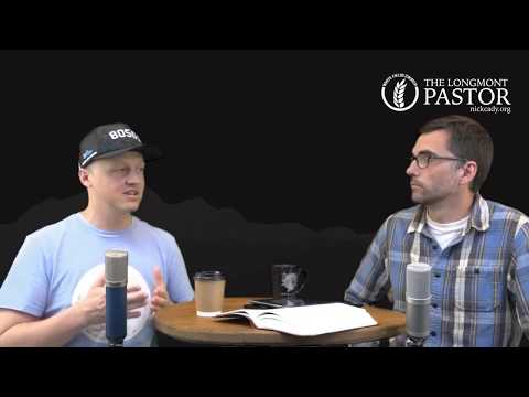 The Longmont Pastor - Episode 10: Hey Fathers Statically Speaking...