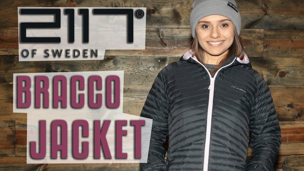 2117 of Sweden Bracco Jacket Womens