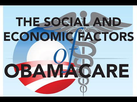 The Social and Economic Factors of Obamacare presented by Shuang Xu