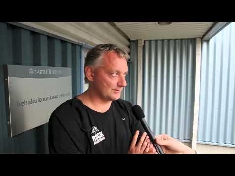 Hooajaeelne intervjuu TÜ/Rock peatreeneri Gert Kullamäega