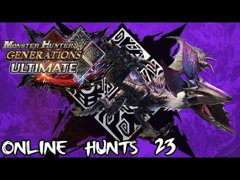 Monster Hunter Generations Ultimate - Part 23: Yian Garuga's Secret Weapon