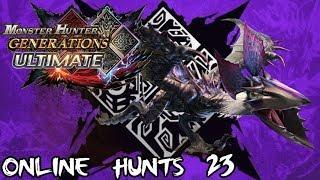Monster Hunter Generations Ultimate - Part 23: Yian Garuga