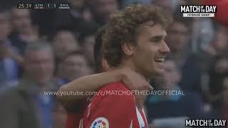 видео: Атлетико Мадрид - Реал Мадрид 1-3 (09.02.2019)