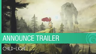 Announce Trailer - Child of Light [NORTH AMERICA]