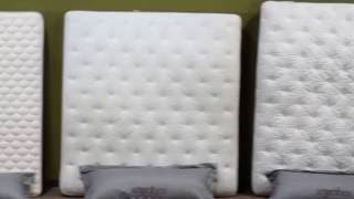 California King vs Eastern King mattress sizes