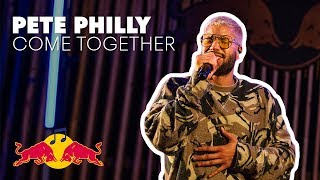 Pete Philly - Red Bull Music Live Session