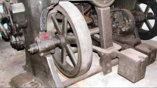 Moving Heavy Machinery-The 6-Ton Paper Shear