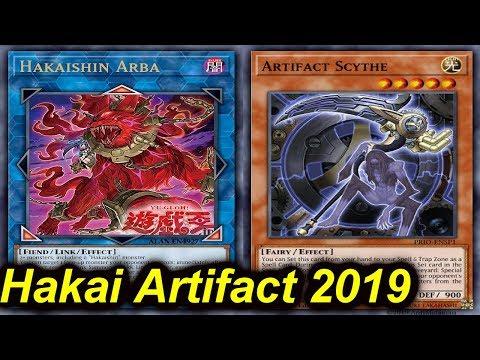 【YGOPRO】UNCHAINED ARTIFACT DECK 2019 - HAKAI