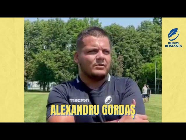 Alexandru Gordaș: