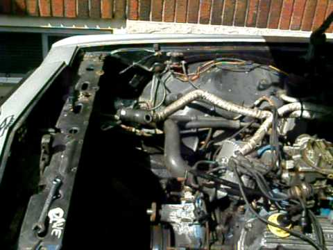 Engine Swap On My 1980 Ford Crown Vic  302 to 351 High Performance