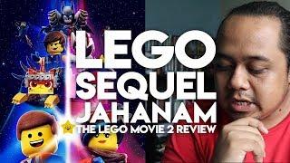 LEGO SEQUEL JAHANAM   The Lego Movie Part 2 Review