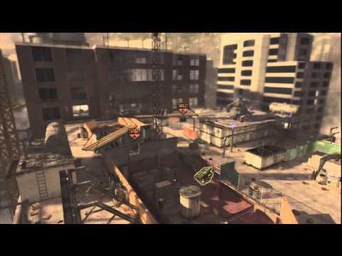 (PS3) Mw2 Azza W/ Nac Mod And Bounce Mod!