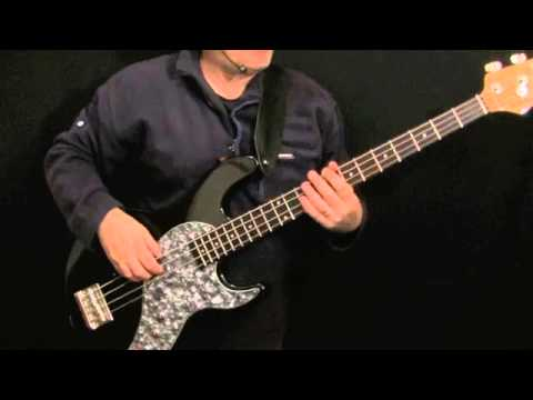 How To Play Bass Guitar To Isn't She Lovely