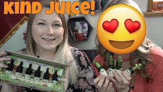 Kind Juice eNectar with NEW SPECIAL GUEST  TiaVapes