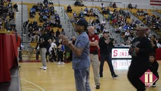 HE'S STILL GOT IT! Allen Iverson Shoots 3 Pointers at his 2018 Roundball Classic