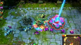 League of Legends Game:1 VICTORY