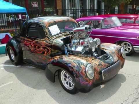 Oswego Il Car Show