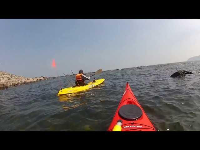 Viking kayaks 'ESPRI ANGLER' Haeundae,Busan, Korea. 바이킹카약 에스프리 by 카약왕
