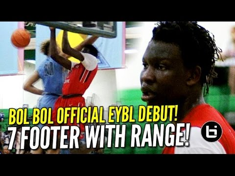 Bol Bol, 5-star recruit and son of Manute Bol, commits to Oregon