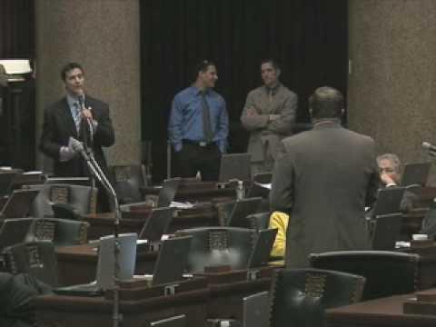 MO House Debates Federal Healthcare Resolution