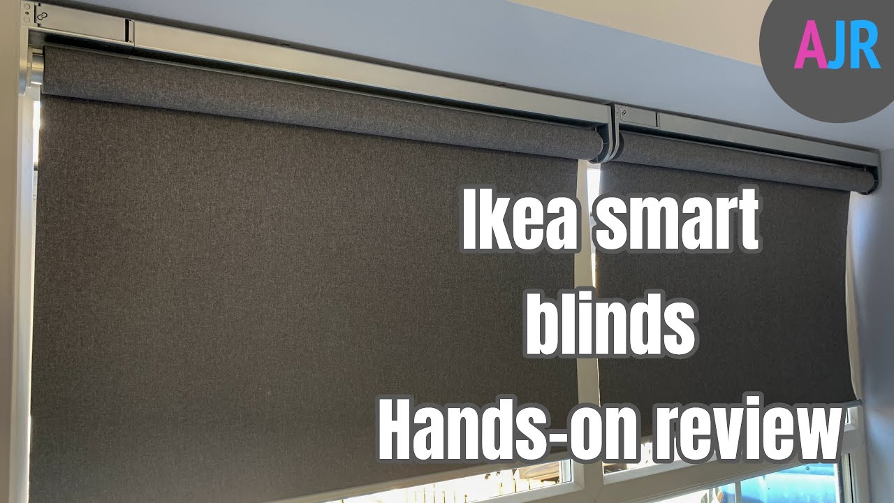 Ikea Smart Blinds Hands On Review